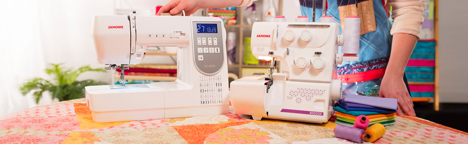 Janome Mothers Day Sale